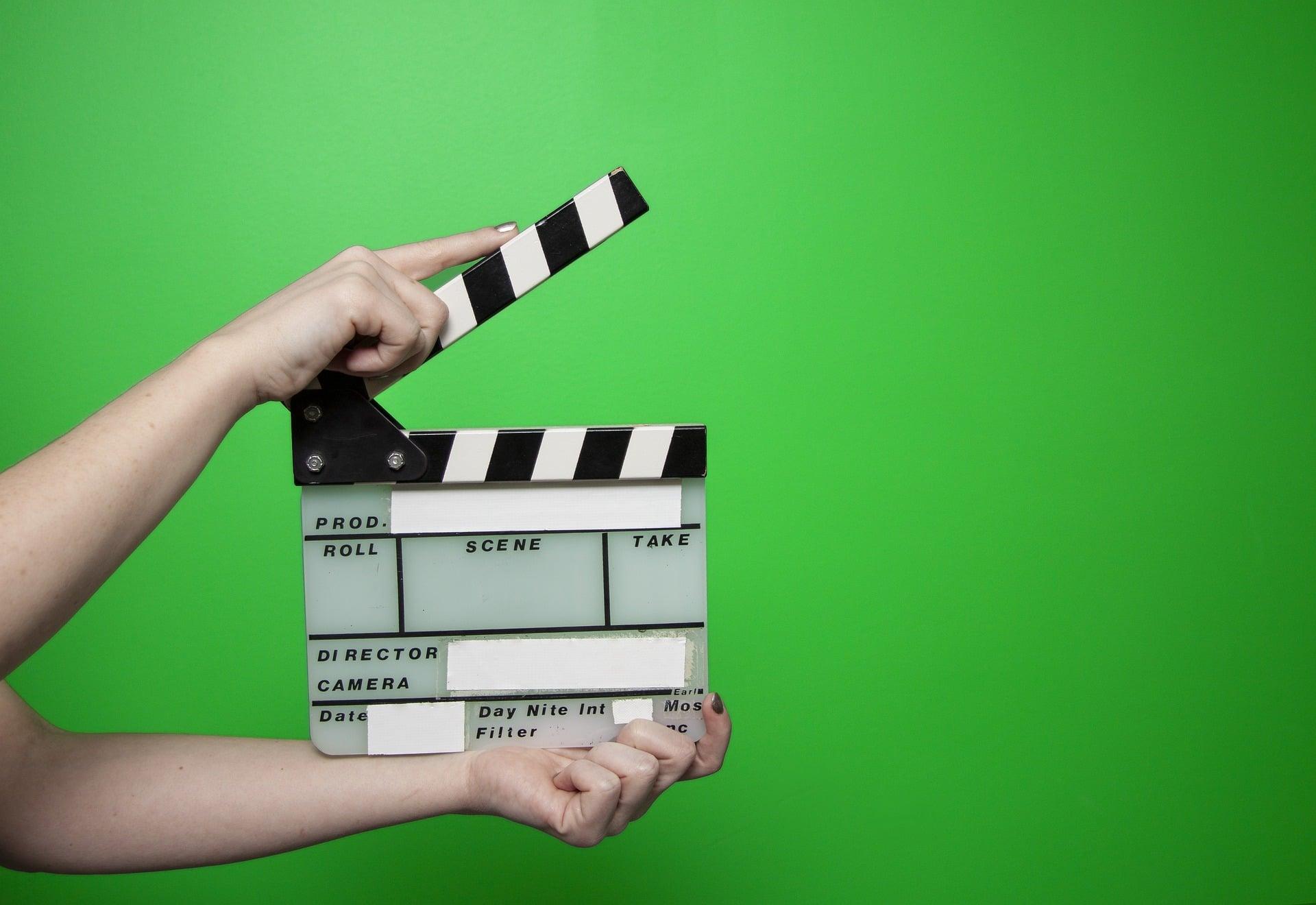 Green screen og OBS streaming